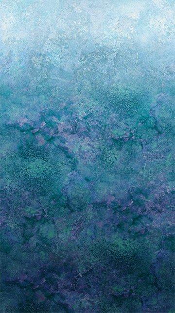 Stonehenge Gradations Ombre- Dark Teal