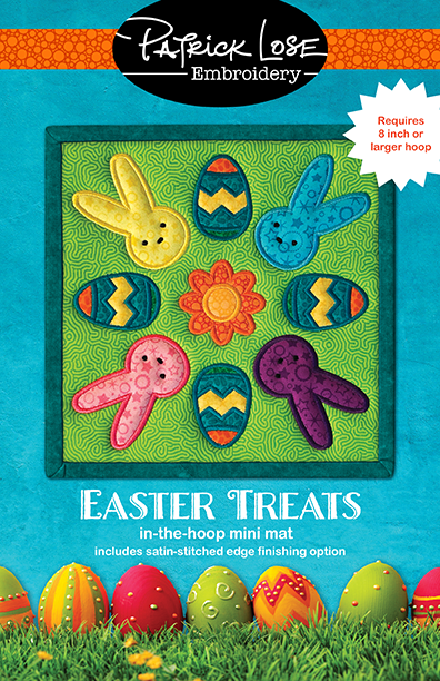 Easter Treats mini mat