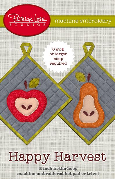 Happy Harvest hot pads