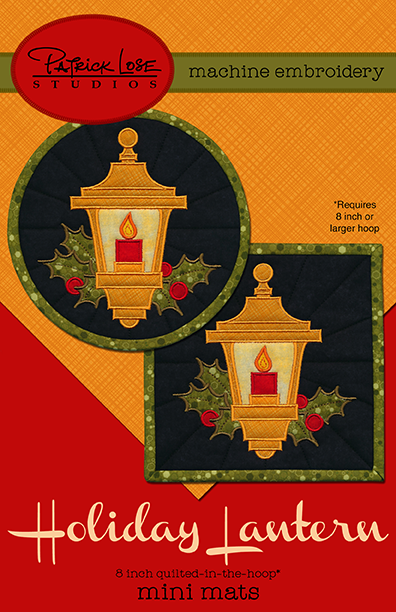 Holiday Lantern mini mats