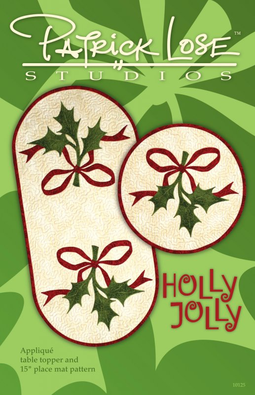 Holly Jolly digital pattern