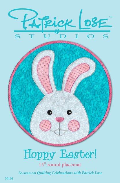 Hoppy Easter digital pattern