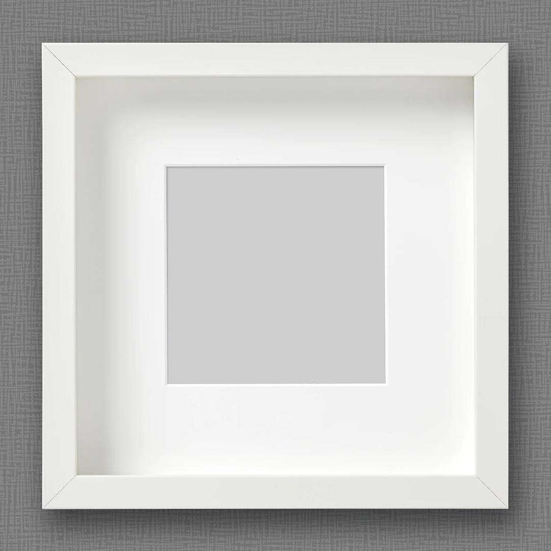 10 x 10 inch  Shadow Box Frame