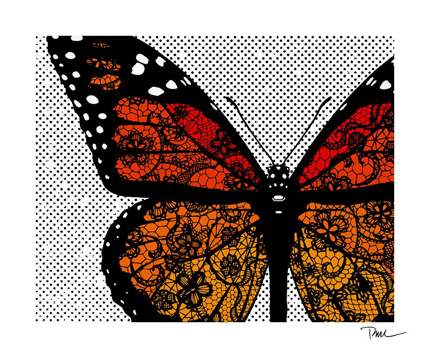 Lace Monarch