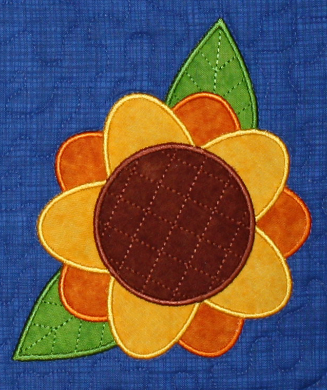 Late-Summer Sunflower