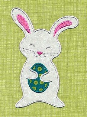 Easter Buddy for 8 hoop