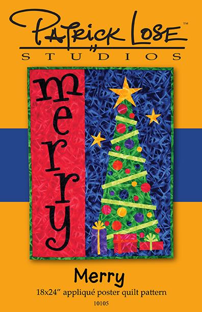 Merry fabrics kit