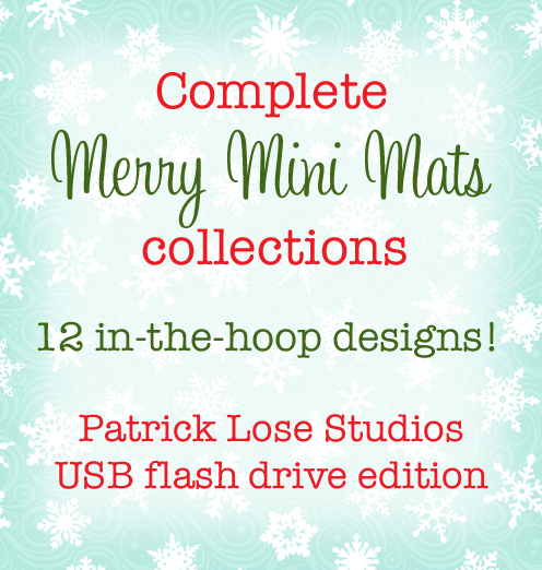 Complete Merry Minis on PLS USB