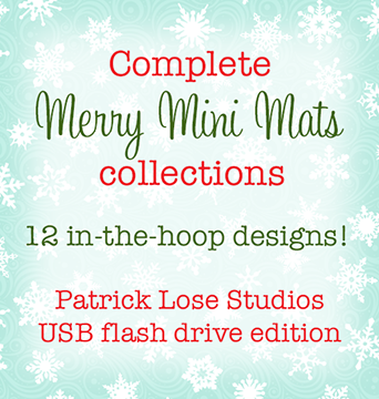 Complete Merry Minis on PLS USB