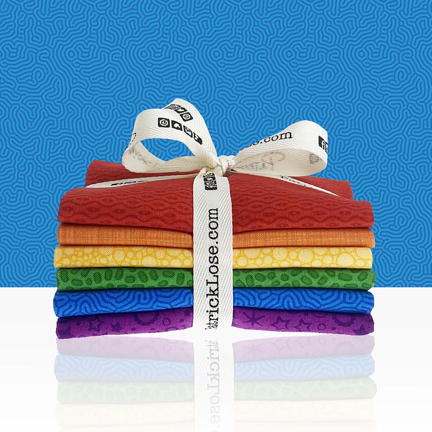 Mini Rainbow 6 pack Bundle of Fun