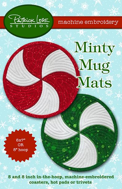 Minty Mug Mats & Coasters