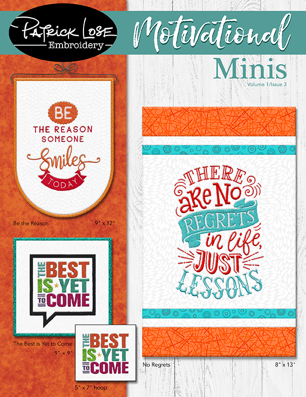 Motivational Minis VOLUME 1/ISSUE 3