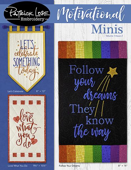 Motivational Minis VOLUME 1/ISSUE 2