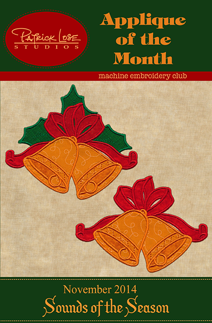 November 2014 Applique/non-member