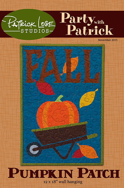 Pumpkin Patch door banner or wall hanging - copy