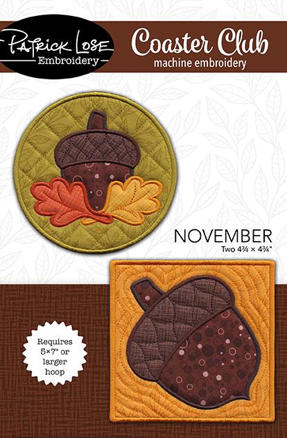 November 2019 Coasters