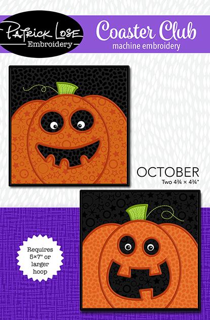 October 2019 Coasters