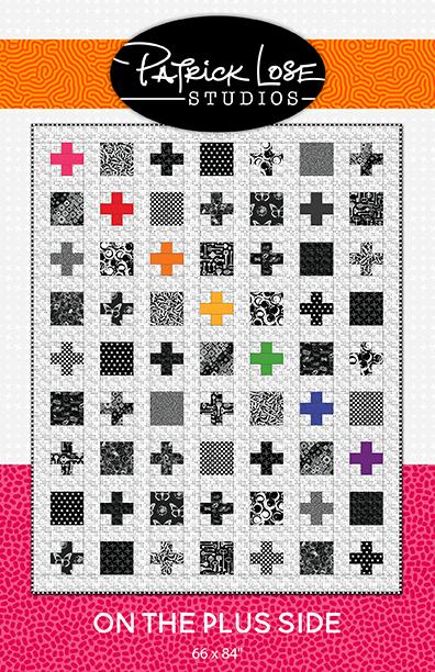 On the Plus Side digital pattern