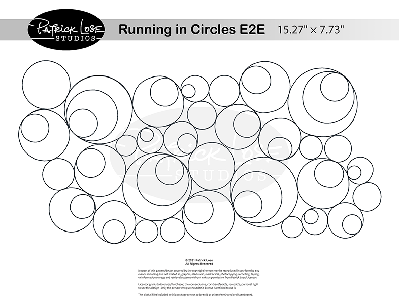 Running in Circles E2E