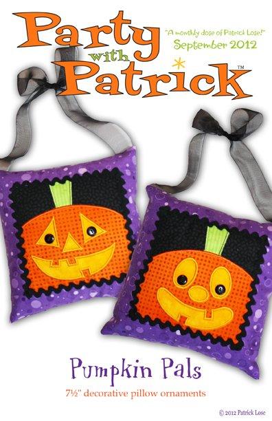 September 2012 / Pumpkin Pals