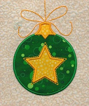 Shining Star Ornament