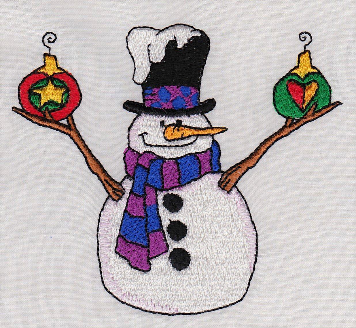 Snowman 1 4x4