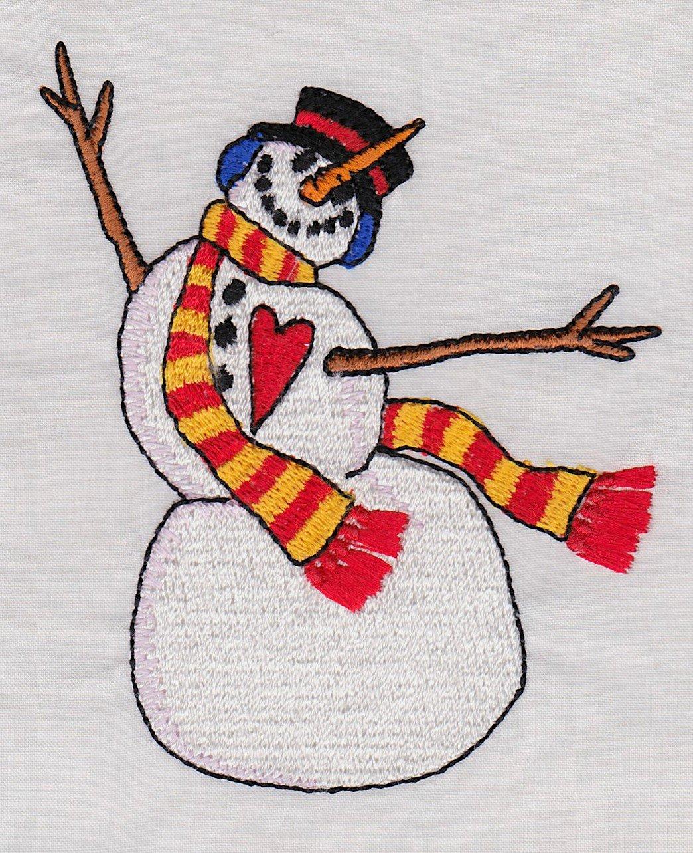Snowman 2 4x4