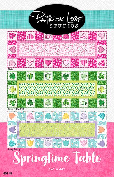 Springtime Table pattern
