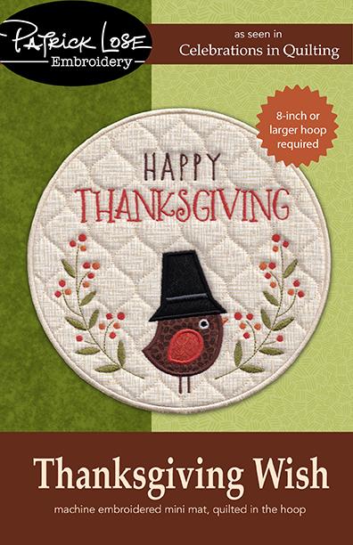 Thanksgiving Wish MINI MAT