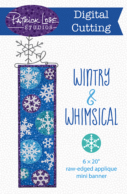 Wintry and Whimsical