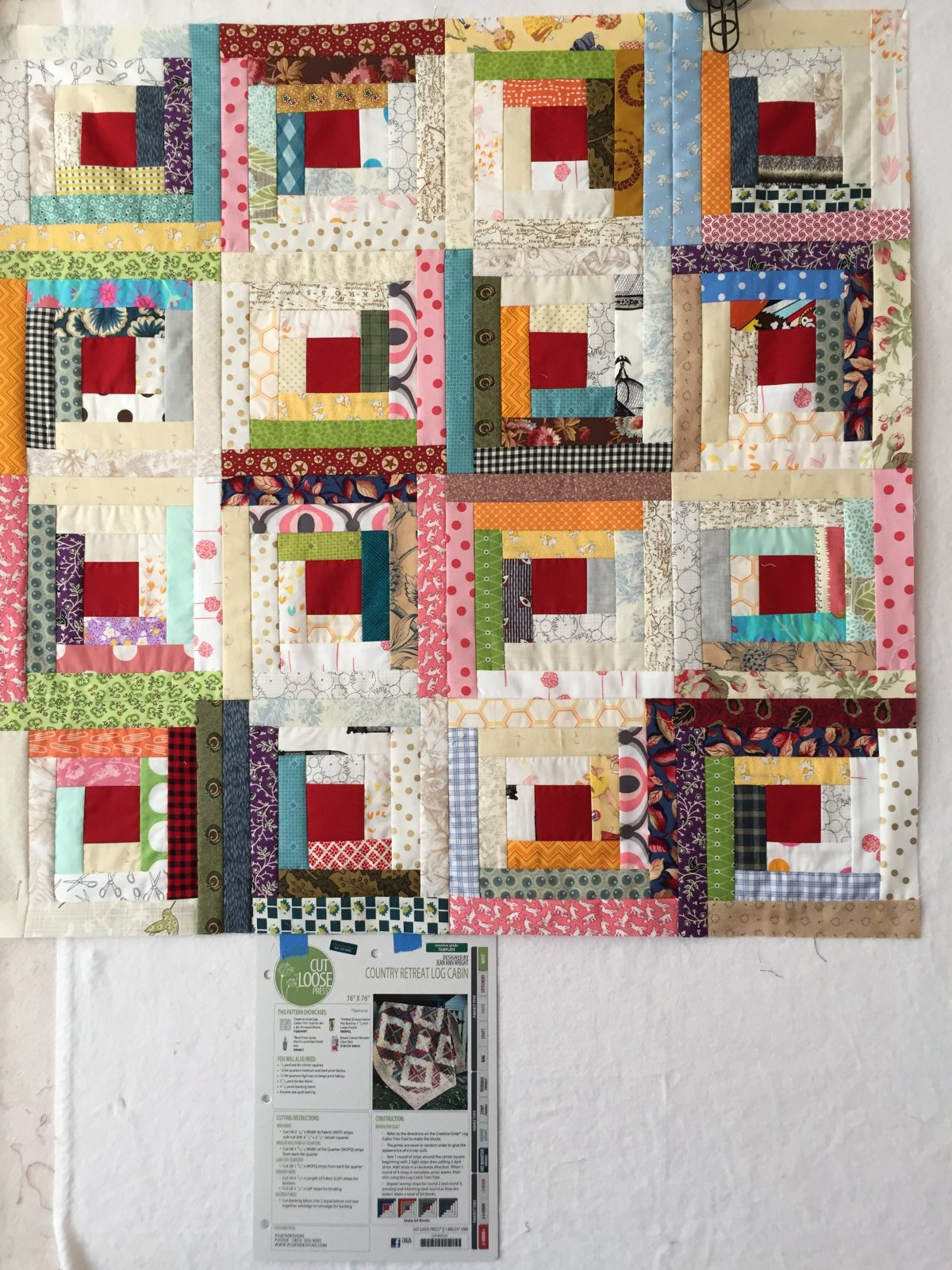 on the design layouts true in quilt and unique is pattern ideas log back cabin tried cabins vibrant layout classic