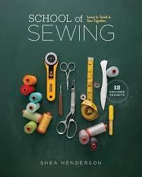 School of Sewing book