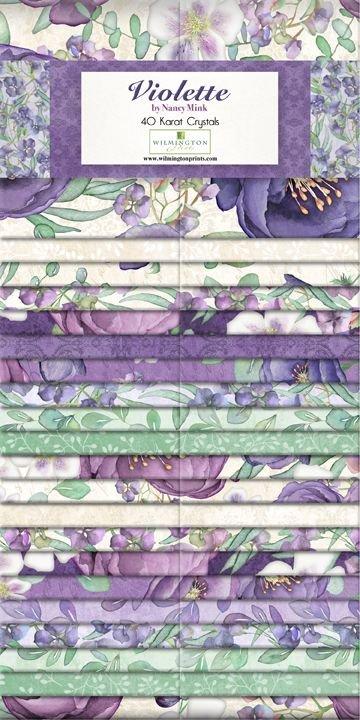Violette Pre-Cuts