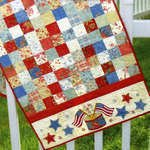 American Glory Table Runner