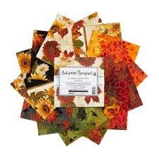 Autumn Bouquet Precuts- W2`