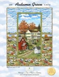 Autumn Grove Quilt Kit