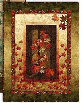 Autumn Splendor Quilt Kit