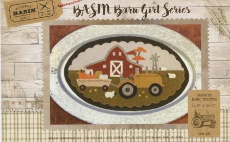 Basin Barn Girl Series