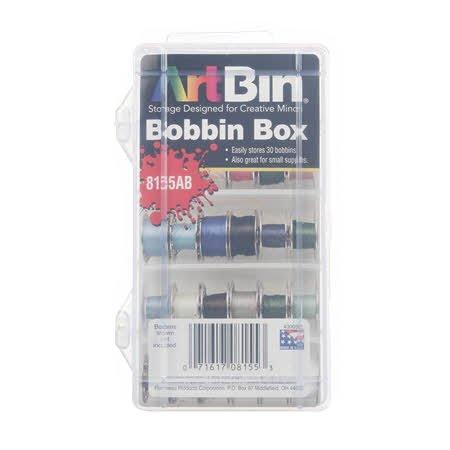 Art Bin Bobbin Box