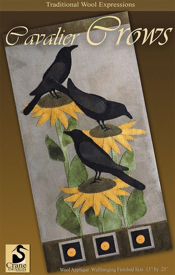 Cavalier Crows