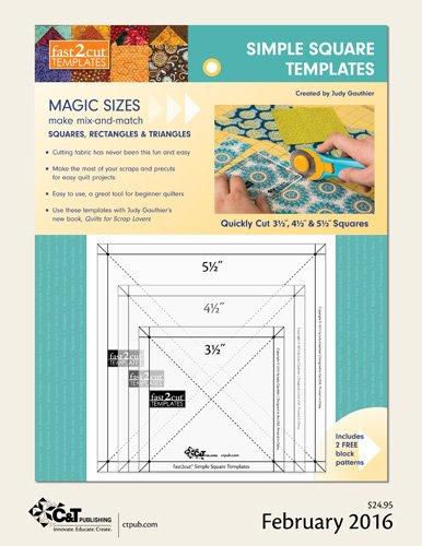 Simple Square Templates