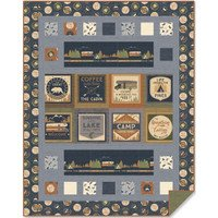 Adventure Awaits Quilt Kit