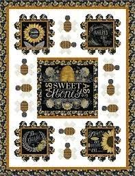 Bee Grateful Quilt Kit