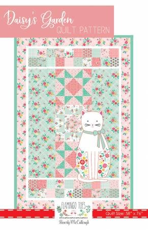 Daisy's Garden Quilt Kit