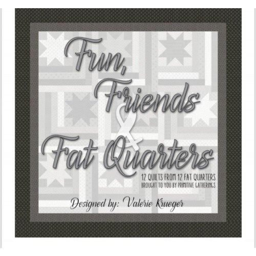 Fun Friends & Fat Quarters