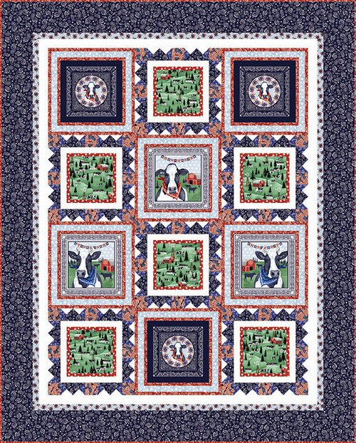 Heritage USA Quilt Kit