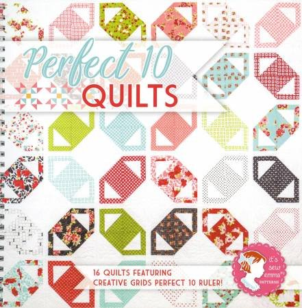 Perfect 10 Quilts Book