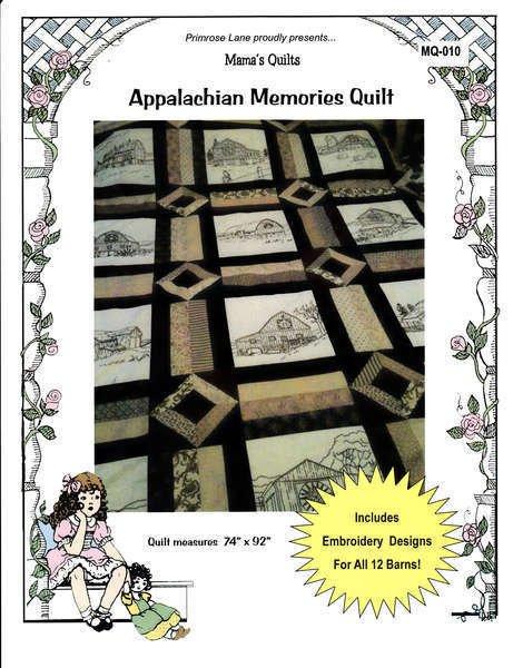 Appalachian Memories Quilt