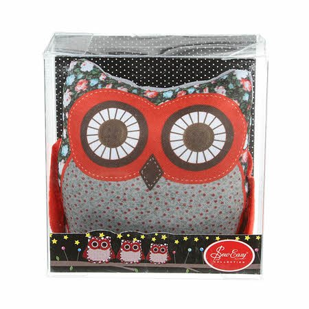 Large Owl Pin Cushion