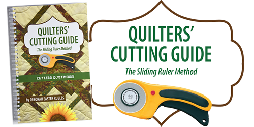 Quilters' Cutting Guide